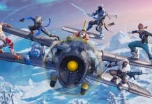 Fortnite Season 7 Loading Screen Plane