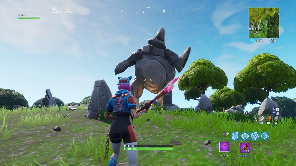 Fortnite Season 7 Map Changes - Stonehenge