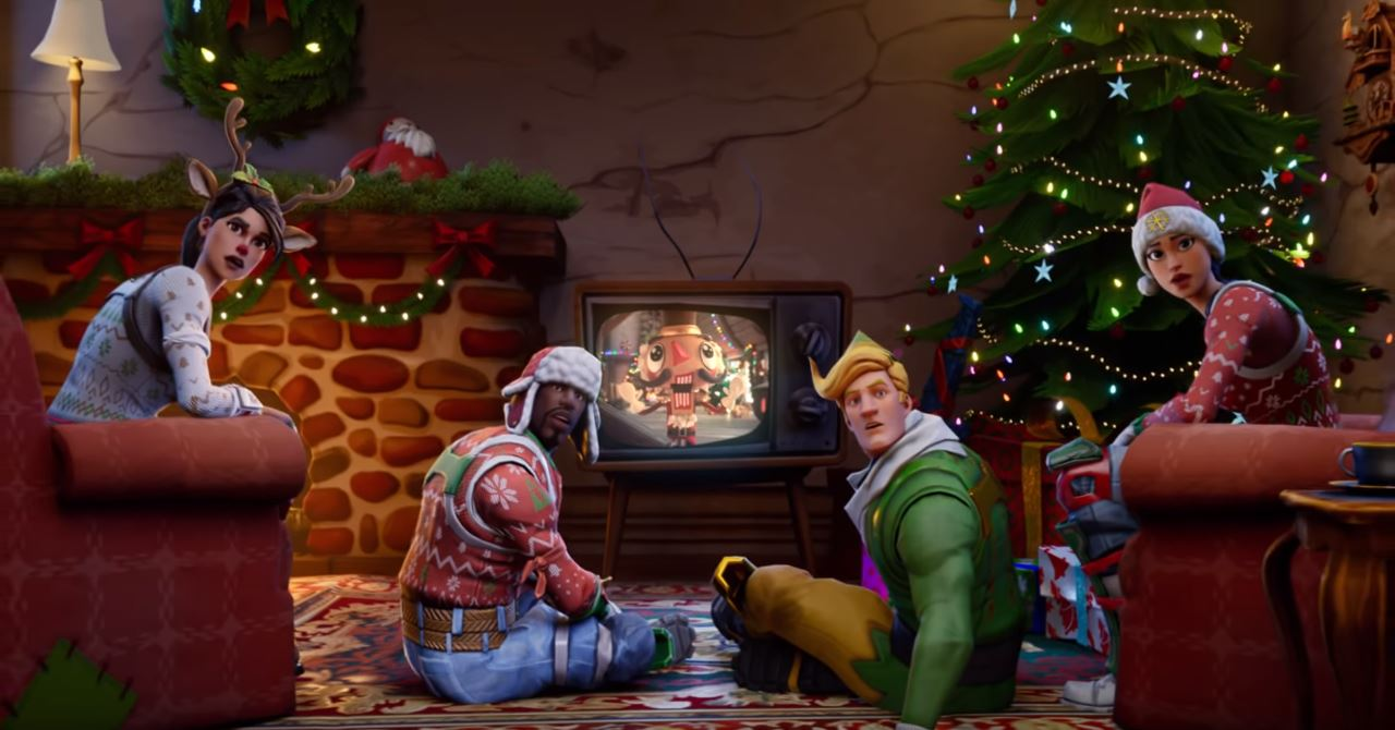 Christmas Themed Fortnite Skins May Return With Unlockable Styles