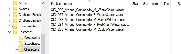 Leaks Suggest Red Knight And Other Fortnite Skins Will Have Winter