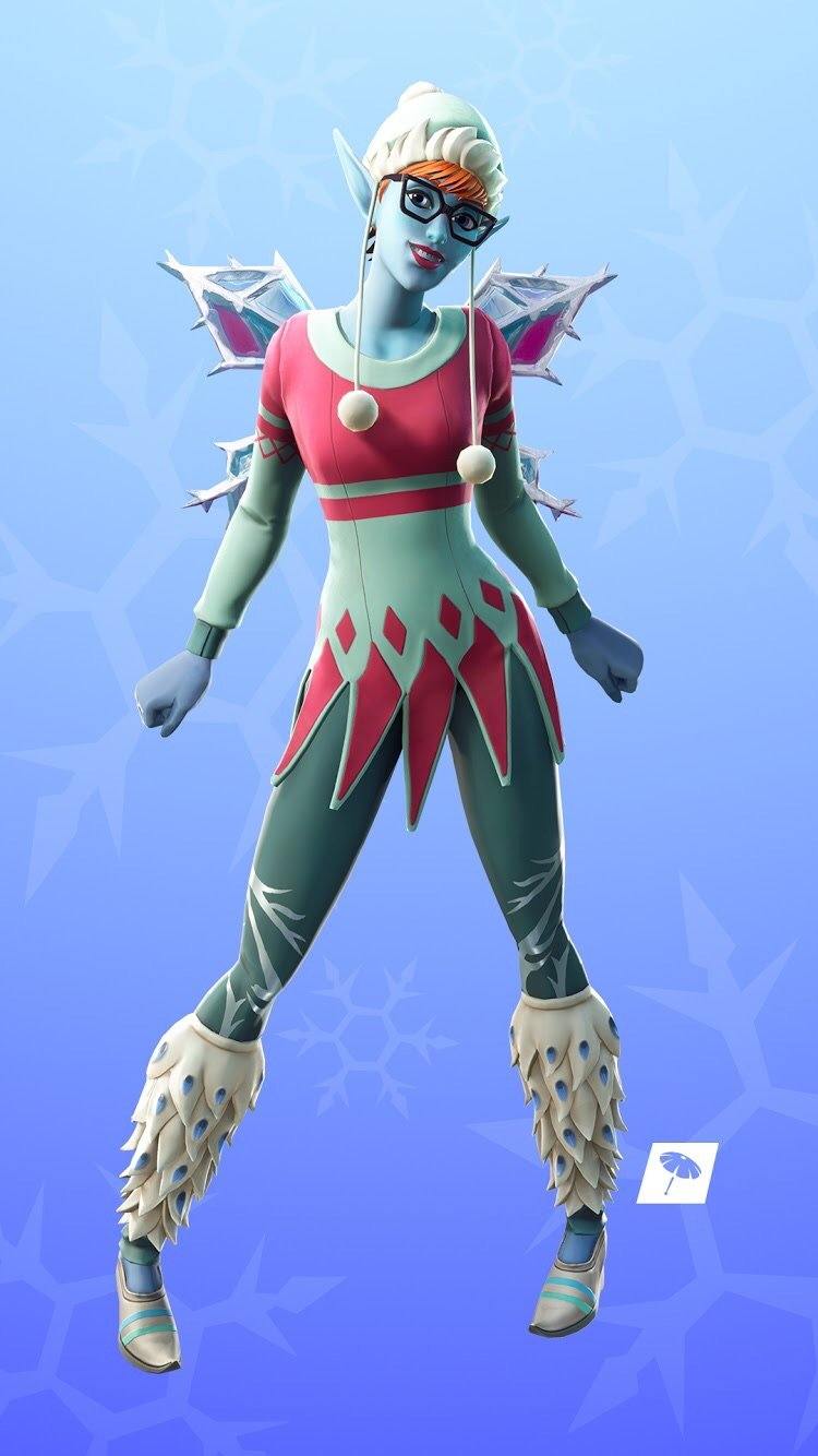 Epic Games Has Leaked One Of Their Own Fortnite Skins By ...