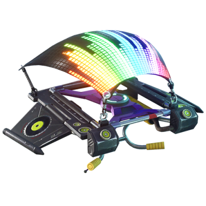 14 Days of Fortnite Day 14 Reward - Equalizer Glider