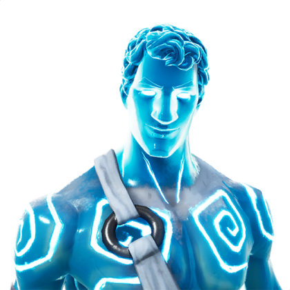 Fortnite v7.10 leaked cosmetics Frozen Love Ranger Skin