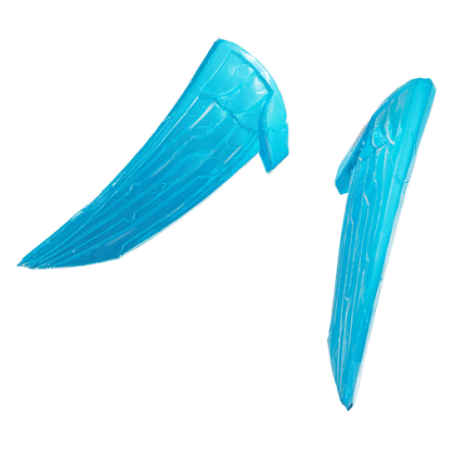 Fortnite v7.10 leaked cosmetics Frozen Love Wings
