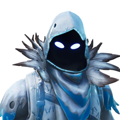fortnite v7 10 leaked cosmetics frozen raven skins - frozen package fortnite