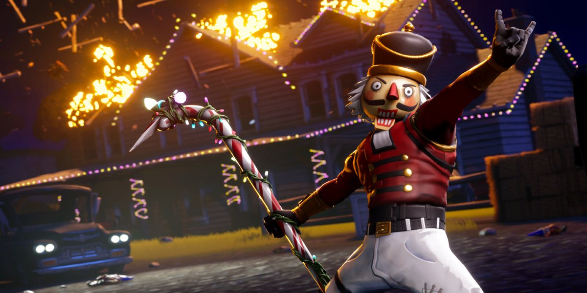 Loading Screen Fortnite Season 7 - Crackshot