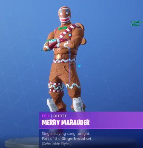 Merry Marauder Smile Style