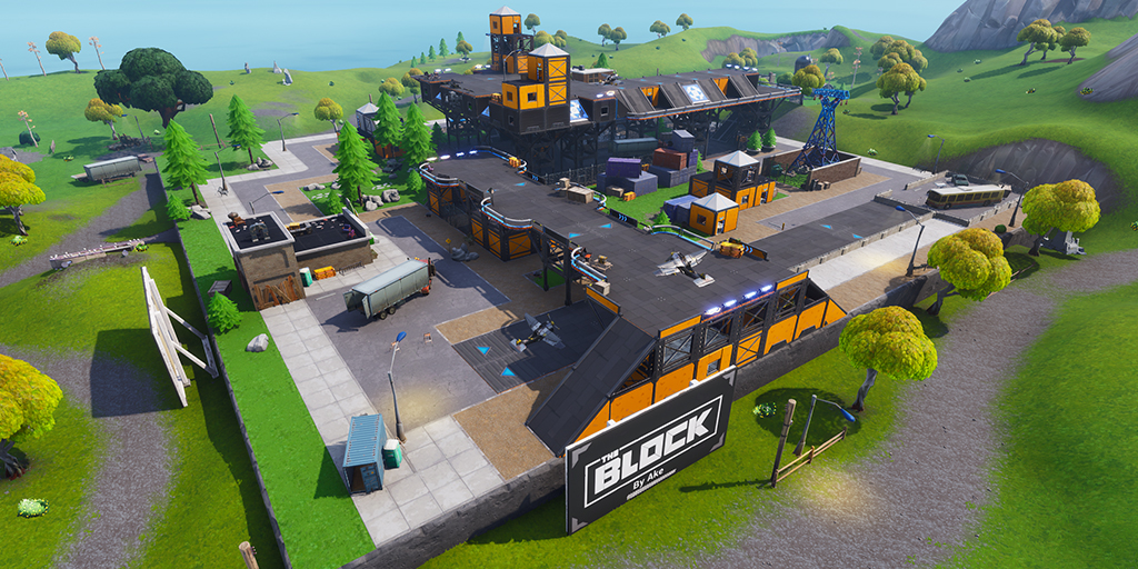 14 Days Of Fortnite Day 6 Close Encounters Ltm The Block Updated