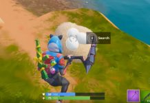 Search Eggs 14 days of Fortnite