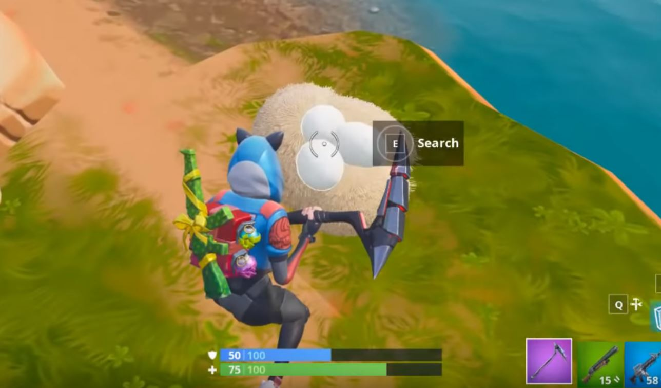 14 Days Of Fortnite Challenge Search Waterside Goose Nests