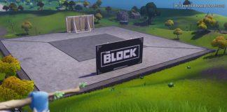 The Block Fortnite