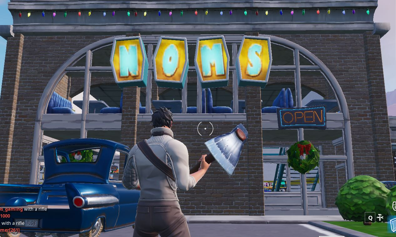 Fortnite Letter Locations Challenge - Where To Find And Search