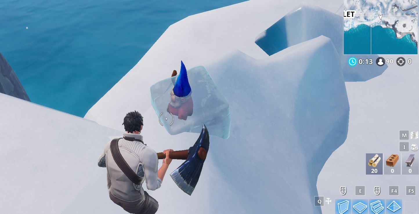 Fortnite Chilly Gnomes Locations For Season 7 Week 6 Challenges
