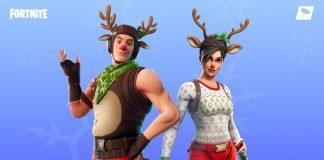 Fortnite Christmas Skins