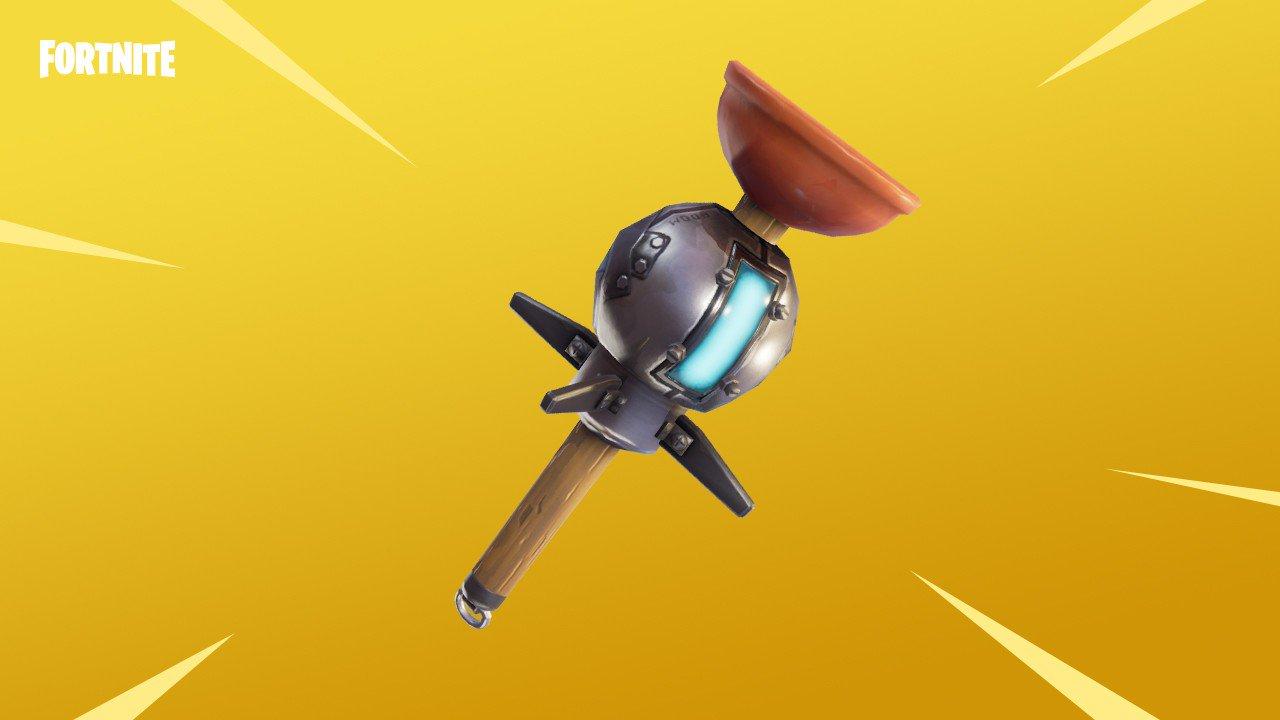 Fortnite Clinger Grenade