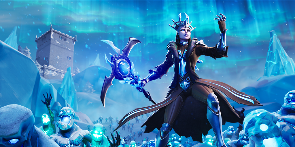 Fortnite Ice Storm Challenges Rewards Now Available Fortnite Insider