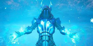 Fortnite Ice Storm Challenges Day 4