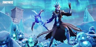 Fortnite Ice Storm Challenges Day 5