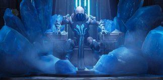 Fortnite Leaked Snowfall Loading Screen Week 7