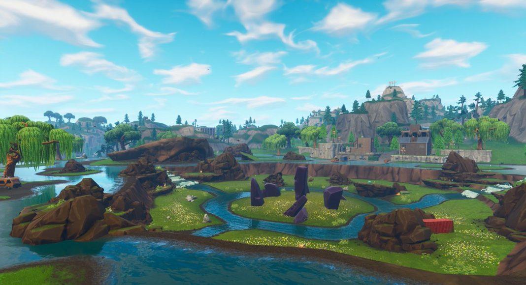 Fortnite Loot Lake