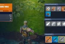 Fortnite Looting Changes Concept