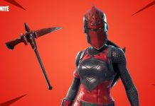 Fortnite Red Knight Skin