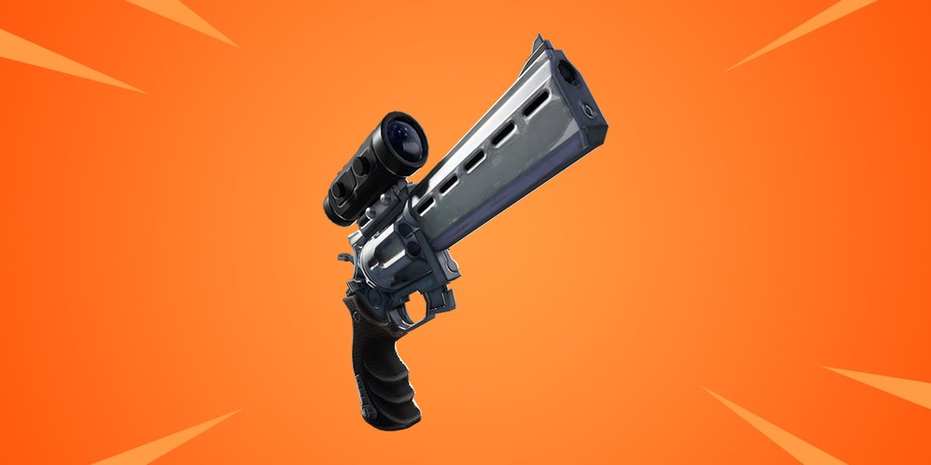 "Fortnite Weapon - Scoped Revolver </figcaption></figure> <h3>  Double Barrel </h3> <p>  .2 update and moved to the beginning of Season 7 at v7.00 update. This was not done for Wild West Duos LTM in the content update of v7.30. The description of the weapon is: ""<em> A new epic and legendary rifle that can be fired twice in rapid succession."" </em> Fortnite Weapon – Double barrel rifle ""width ="" 1920 ""height ="" 1080 ""data-lazy-srcset ="" https://fortniteinsider.com/wp-content/uploads/2018/08/Fortnite2Fpatch-notes2Fv5-202Foverview -text-v5-202FBR05_Social_Double-Barrel-Shotgun-1920×1080-56a2f8b99d1274bfc3b9806862fa50cb20e1e06c.jpg 1920w, https://fortniteinsider.com/wp-content/uploads/2018/08/Fortnite2Fpatch-notes2Fv5-202Foverview-text-v5-202FBR05_Social_Double-Barrel- Shotgun-1920×1080-56a2f8b99d1274bfc3b9806862fa50cb20e1e06c-768×432.jpg 768w, https://fortniteinsider.com/wp-content/uploads/2018/08/Fortnite2Fpatch-notes2Fv5-202Foverview-text-v5-202FBR05_Social_Double-Barrel-Shotgun-1920×1080-56a2f8b99d1274bfc3b9806862fa50cb20e1e06c-1024×576 .jpg 1024w, https://fortniteinsider.com/wp-content/uploads/2018/08/Fortnite2Fpatch-notes2Fv5-202Foverview-text-v5-202FBR05_Social_Double-Barrel-Shotgun-1920×1080-56a2f8b99d1274bfc3b9806862fa50cb20e1e06c-696×392.jpg 696w, https: / /fortniteinsider.com/wp-content/uploads/2018/ 08 / Fortnite2Fpatch-notes2Fv5-202Foverview-text-v5-202FBR05_Social_Double-Barrel-Shotgun-1920×1080-56a2f8b99d1274bfc3b9806862fa50cb20e1e06c-1068×601.jpg 1068w, https://fortniteinsider.com/wp-content/uploads/2018/08/Fortnite2Fpatch-notes2Fv5-202Foverview -text-v5-202FBR05_Social_Double-Barrel-Shotgun-1920×1080-56a2f8b99d1274bfc3b9806862fa50cb20e1e06c-747×420.jpg 747w, https://fortniteinsider.com/wp-content/uploads/2018/08/Fortnite2Fpatch-notes2Fv5-202Foverview-text-v5-202FBR05_Social_Double- Barrel-Shotgun-1920×1080-56a2f8b99d1274bfc3b9806862fa50cb20e1e06c-770×433.jpg 770w ""data-lazy-sizes ="" (max-width: 1920px) 100vw, 1920px ""data-lazy-src ="" https://fortniteinsider.com/wp-content/ Fortnite Weapon – Double barrel rifle "" width=""1920″ height=""1080″ srcset=""https://fortniteinsider.com/wp-content/uploads/2018/08/Fortnite2Fpatch-notes2Fv5-202Foverview-text-v5-202FBR05_Social_Double-Barrel-Shotgun-1920×1080-56a2f8b99d1274bfc3b9806862fa50cb20e1e06c.jpg 1920w, https://fortniteinsider.com/wp-content/uploads/2018/08/Fortnite2Fpatch-notes2Fv5-202Foverview-text-v5-202FBR05_Social_Double-Barrel-Shotgun-1920×1080-56a2f8b99d1274bfc3b9806862fa50cb20e1e06c-768×432.jpg 768w, https://fortniteinsider.com/wp-content/uploads/2018/08/Fortnite2Fpatch-notes2Fv5-202Foverview-text-v5-202FBR05_Social_Double-Barrel-Shotgun-1920×1080-56a2f8b99d1274bfc3b9806862fa50cb20e1e06c-1024×576.jpg 1024w, https://fortniteinsider.com/wp-content/uploads/2018/08/Fortnite2Fpatch-notes2Fv5-202Foverview-text-v5-202FBR05_Social_Double-Barrel-Shotgun-1920×1080-56a2f8b99d1274bfc3b9806862fa50cb20e1e06c-696×392.jpg 696w, https://fortniteinsider.com/wp-content/uploads/2018/08/Fortnite2Fpatch-notes2Fv5-202Foverview-text-v5-202FBR05_Social_Double-Barrel-Shotgun-1920×1080-56a2f8b99d1274bfc3b9806862fa50cb20e1e06c-1068×601.jpg 1068w, https://fortniteinsider.com/wp-content/uploads/2018/08/Fortnite2Fpatch-notes2Fv5-202Foverview-text-v5-202FBR05_Social_Double-Barrel-Shotgun-1920×1080-56a2f8b99d1274bfc3b9806862fa50cb20e1e06c-747×420.jpg 747w, https://fortniteinsider.com/wp-content/uploads/2018/08/Fortnite2Fpatch-notes2Fv5-202Foverview-text-v5-202FBR05_Social_Double-Barrel-Shotgun-1920×1080-56a2f8b99d1274bfc3b9806862fa50cb20e1e06c-770×433.jpg 770w"" sizes=""(max-width: 1920px) 100vw, 1920px""/></noscript><figcaption id="