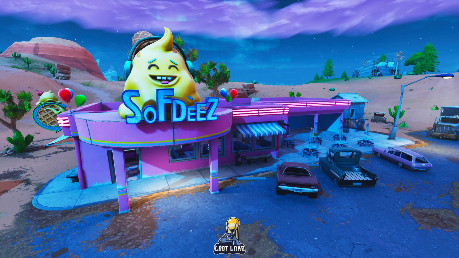 Fortnite SofDeeZ Shop