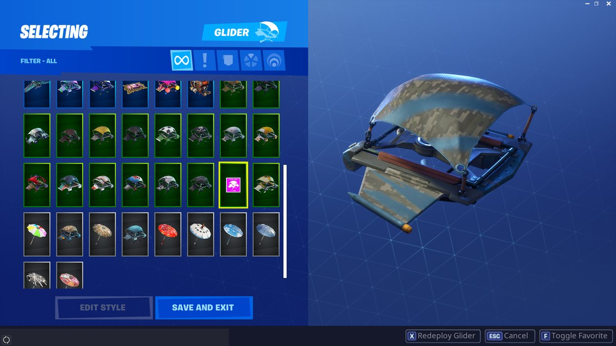 Founders Glider