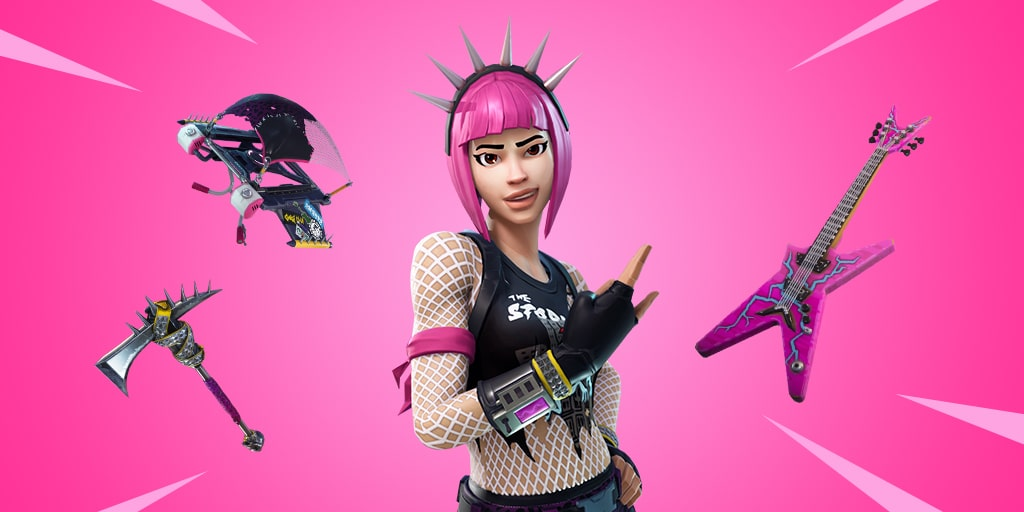 Fortnite Power Chord Skin