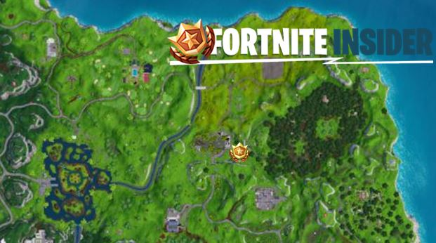 Fortnite Ranger Tower Location: Week 5 Challenges
