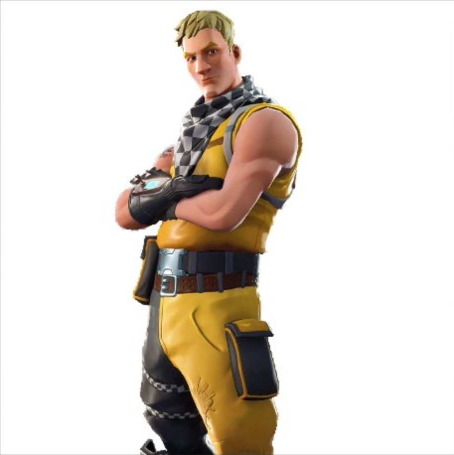 Leaked Fortnite Skin V7.20