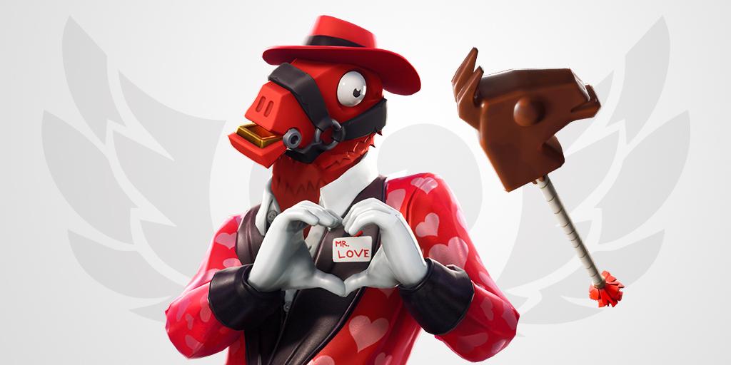 heartbreaker fortnite skin - new fortnite skins today item shop live