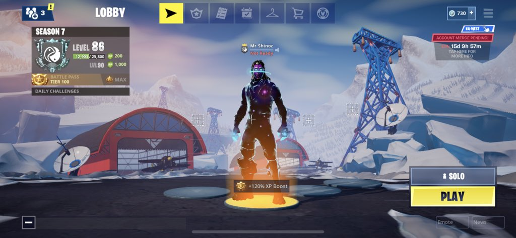 Fortnite Account Merging Now Available | Fortnite Insider