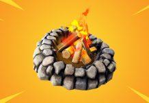 Environmental (foraged) Campfire