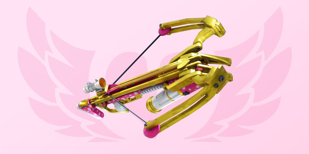 Cupid's Crossbow