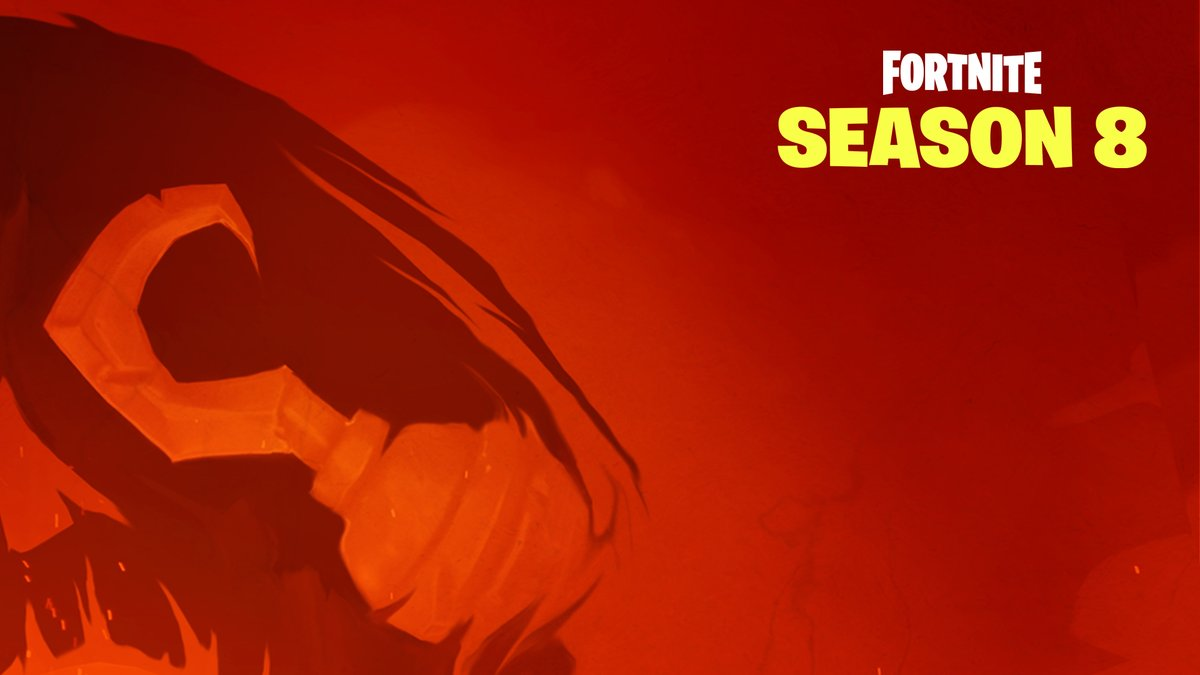 fortnite season 8 first teaser - epic games fortnite season 8