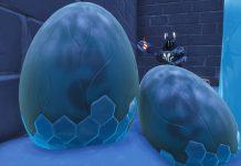 Dragon Eggs in Fortnite