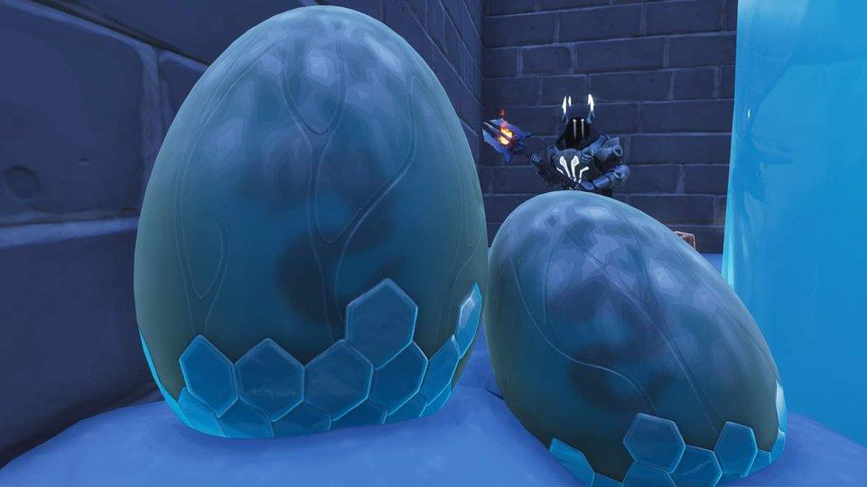 Fortnite dragon eggs location