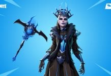 Fortnite Ice Queen