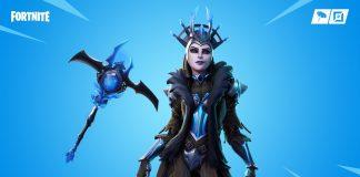 Fortnite Ice Queen