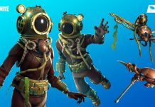 Fortnite Deep Sea Gear