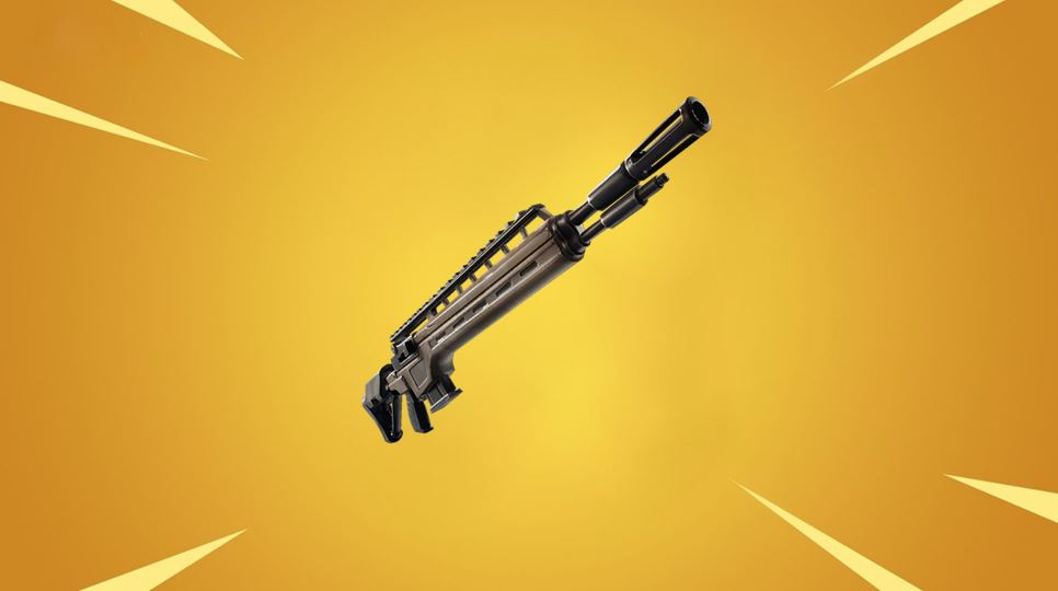 Fortnite Leaked Weapon - Infantry Rifle