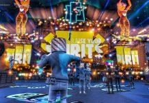 Fortnite Marshmello Concert Event