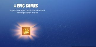Fortnite Overtime Challenges Share the Love Event