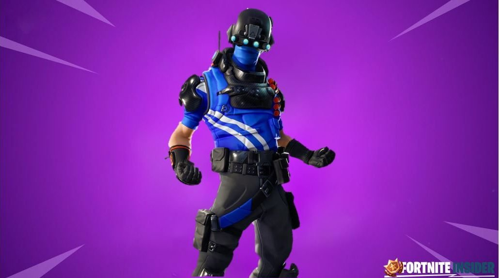 Free Fortnite PlayStation Plus Carbon Commando Skin Pack Now