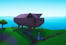 Fortnite Visit a Stone Pig Location