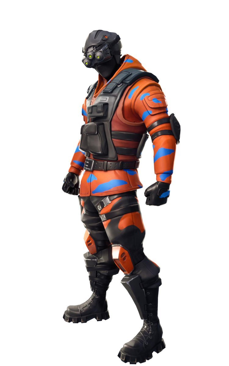 All Fortnite Skins Available in the Season 8 Battle Pass ...