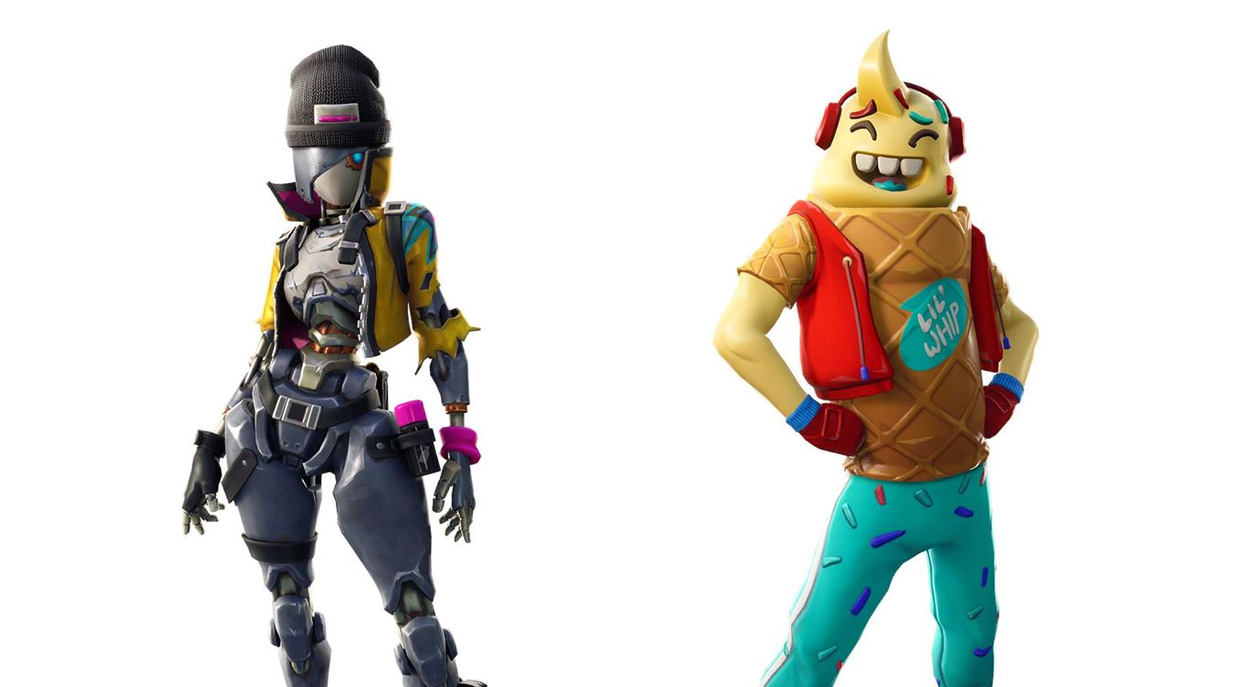 New Fortnite Leaked Skins v7.40
