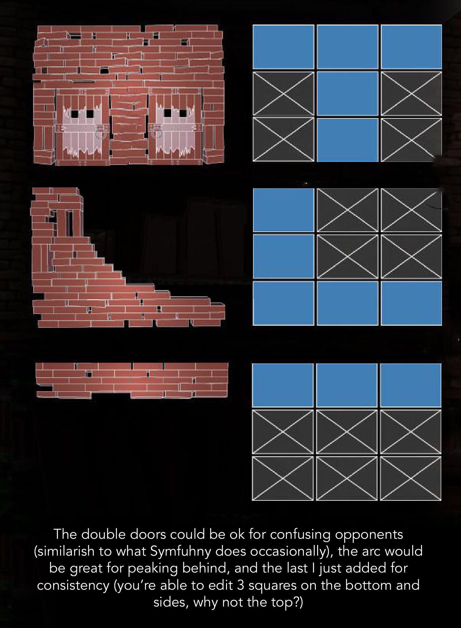Wall Edits Concept
